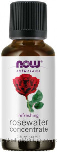 Now® Solutions, Rosewater Concentrate