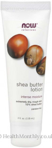 Now® Solutions, Shea Butter Lotion