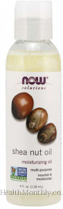 Now® Solutions, Shea Nut Oil