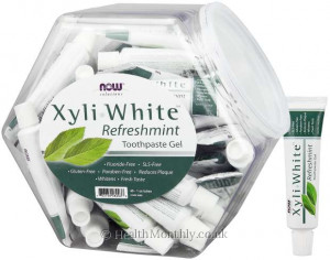 Now® Solutions, XyliWhite™ Refreshmint Toothpaste Gel