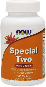 Now® Special Two Multi Vitamin