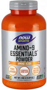 Now® Sports, Amino-9 Essentials™ Powder