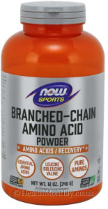 Now® Sports, Branched Chain Amino Acid Powder