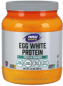 Now® Sports, Egg White Protein