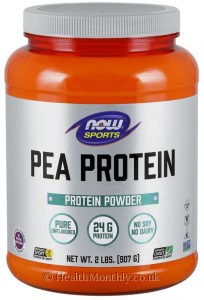 Now® Sports, Pea Protein Powder