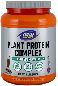 Now® Sports, Plant Protein Complex