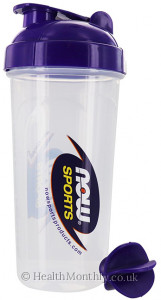 Now® Sports, Thunderball Shaker Cup