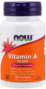 Now® Vitamin A