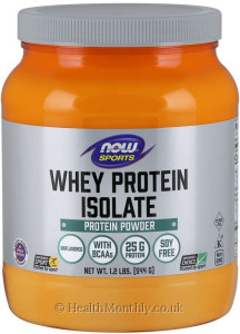 Now® Sports, Whey Protein Isolate