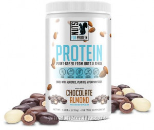 Nuts For Protein Plant Based Protein Powder