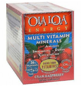 Ola Loa Energy Multi Vitamin Drink