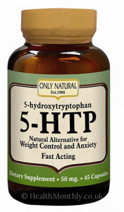 Only Natural 5-HTP Hydroxytryptophan