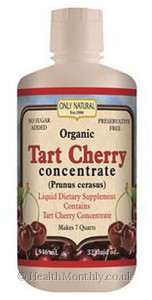Only Natural Tart Cherry Concentrate