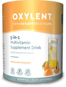 Oxylent Daily Multivitamin Supplement Drink