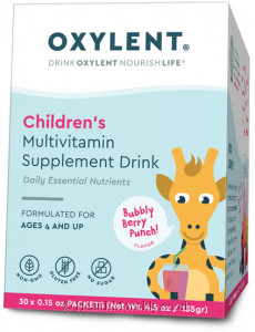 Oxylent Children's Multivitamin Supplement Drink