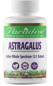 Paradise® Astragalus 12:1 Extract