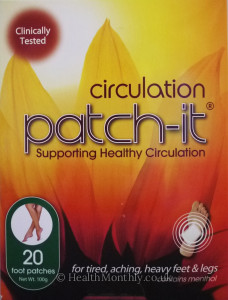 Circulation Patch It Supporting Healthy Circulation