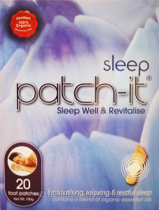 Sleep Patch It Sleep Well & Revitalise