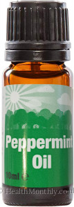 Peach Ethicals Peppermint Oil