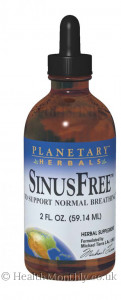 Planetary Herbals Sinusfree™