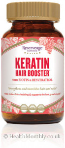Reserveage Keratin Hair Booster