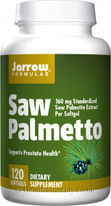 Jarrow Saw Palmetto Promotes Prostate Health