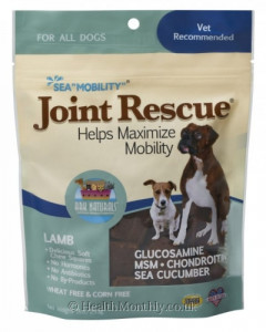 Sea Mobility Joint Rescue Lamb Chews