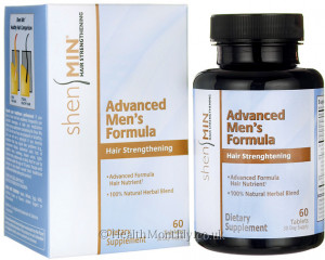 Shen Min Advanced Men's Formula Hair Strengthening