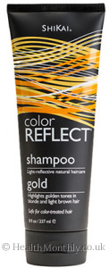Shikai Color Reflect Shampoo Gold