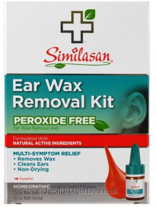 Similasan Ear Wax Removal Aid Kit