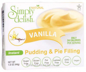 Simply Delish Instant Pudding & Pie Filling