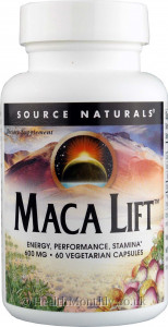 Source Naturals Maca Lift for Energy & Stamina