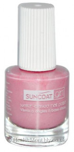 SuncoatGirl Water-Based Nail Polish