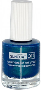 Suncoat Girl Water-Based Nail Polish for Kids