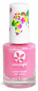SuncoatGirl Water-Based Peelable Nail Polish For Kids