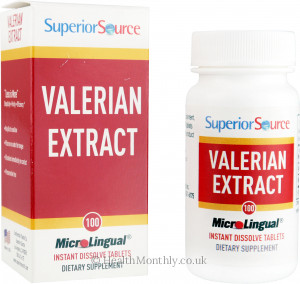 Superior Source Valerian Extract