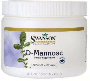 Swanson D-Mannose Powder