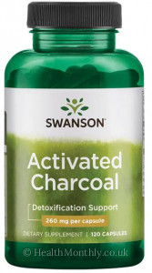 Swanson Activated Charcoal