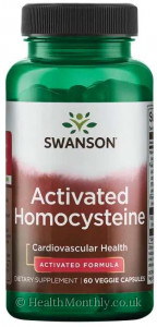 Swanson Activated Homocysteine