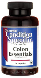 Swanson Condition Specific Formulas Colon Essentials