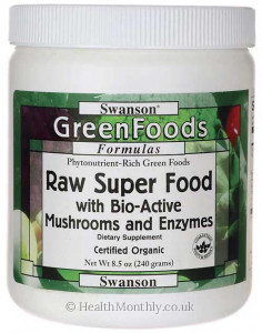 Swanson Raw Super Food
