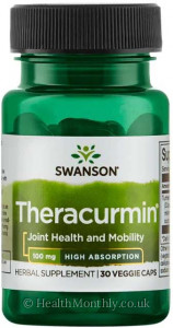 Swanson High Absorption Theracurmin®