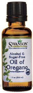 Swanson Oil of Oregano