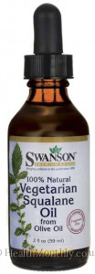 Swanson 100% Natural Vegetarian Squalane Oil from Olive Oil