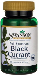 Swanson Full Spectrum® Black Currant