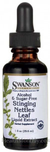 Swanson Stinging Nettles Leaf Liquid Extract