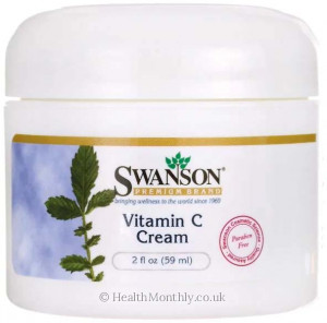 Swanson Vitamin C Cream