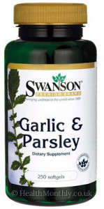 Swanson Garlic & Parsley