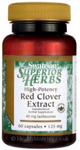 Swanson High-Potency Red Clover Extract