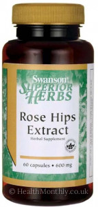 Swanson Rose Hips Extract